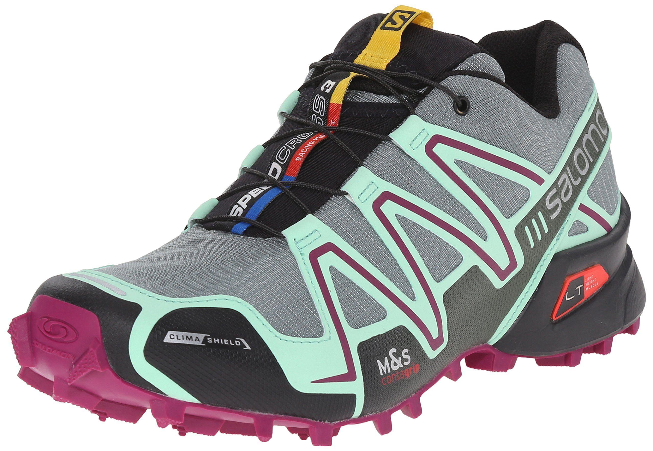 Women's Salomon Speedcross 3CS trail running shoe NWT