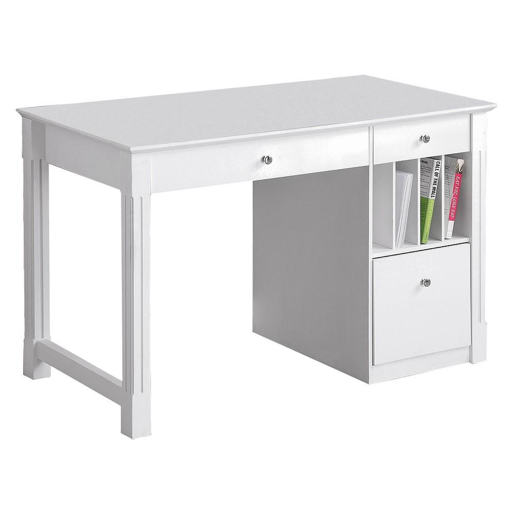 Home Office Deluxe Storage Computer Desk