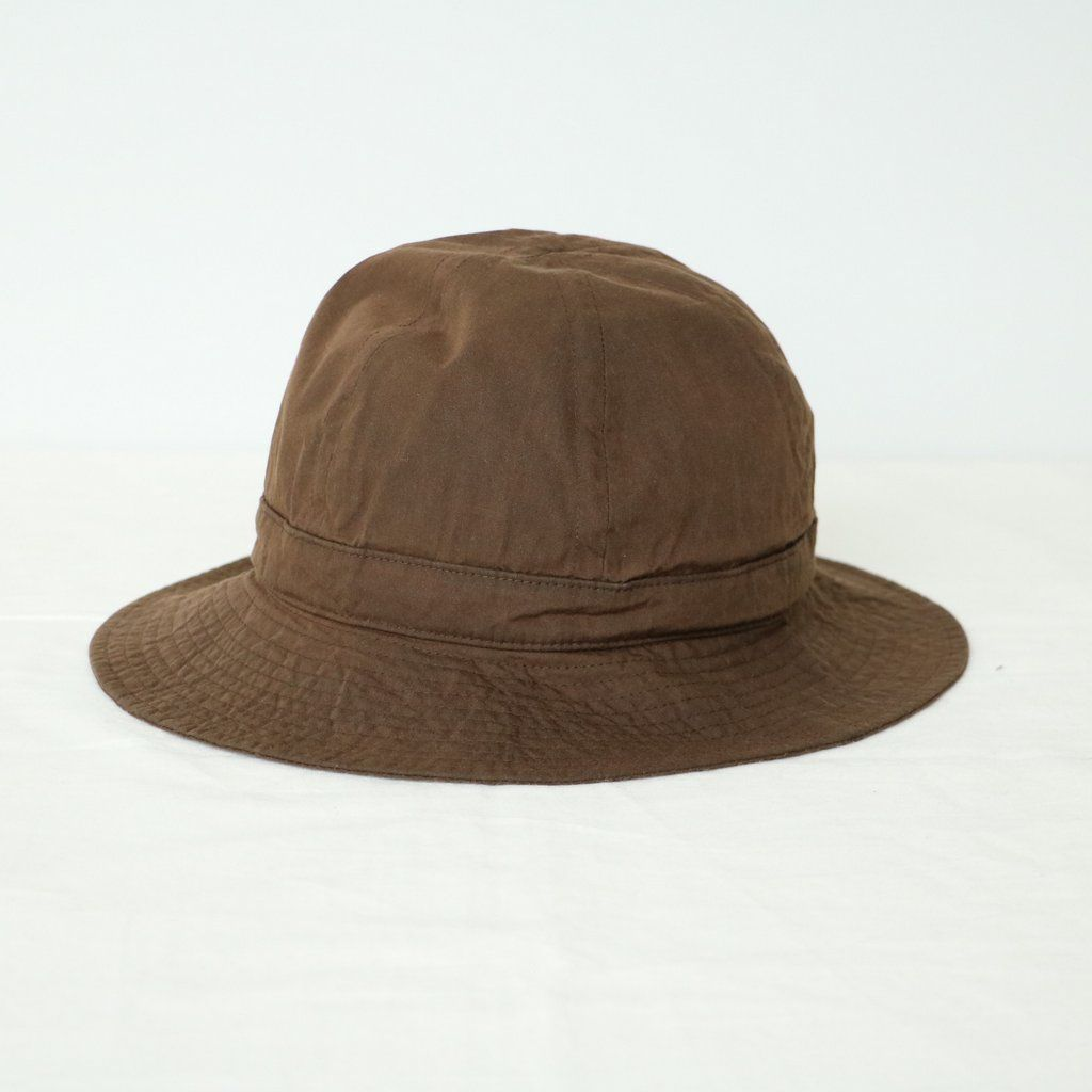 YAECA - Hat - tall #brown