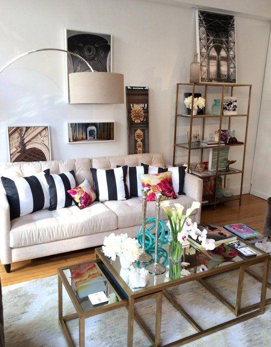 Olivia Palermo Apartment Buscar Con Google Wohnzimmer Inspiration Wohnen Wohnzimmer