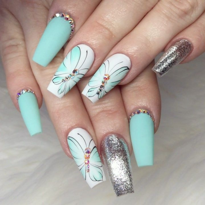 ♡Pinterest : @youngdrizzzy♡ | claws | Pinterest | Makeup, Coffin ...