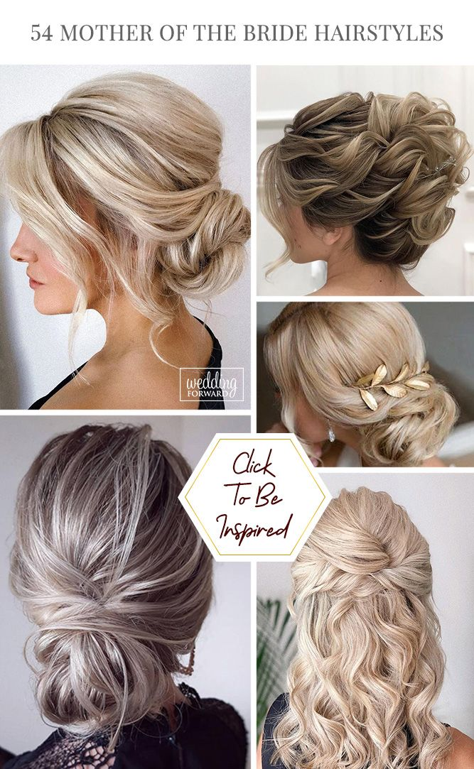 Mother Of The Bride or Groom Hairstyles [2020 Guide ...