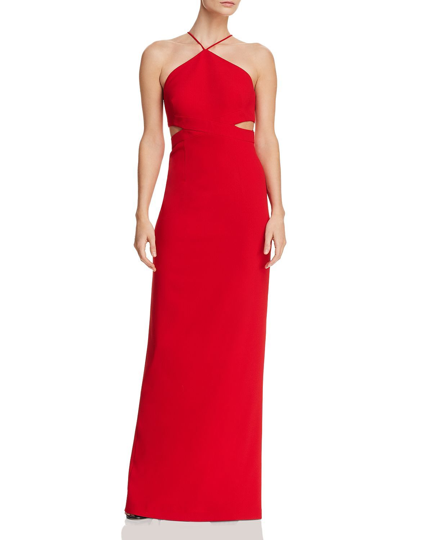 Aidan By Aidan Mattox Cutout Crepe Gown 100 Exclusive Women Bloomingdale S Aidan By Aidan Mattox Evening Gowns Formal Womens Dresses [ 1500 x 1200 Pixel ]