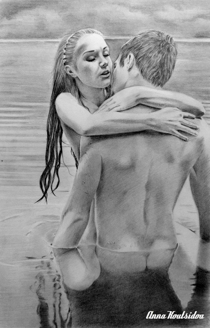 Image result for intimate couples drawings