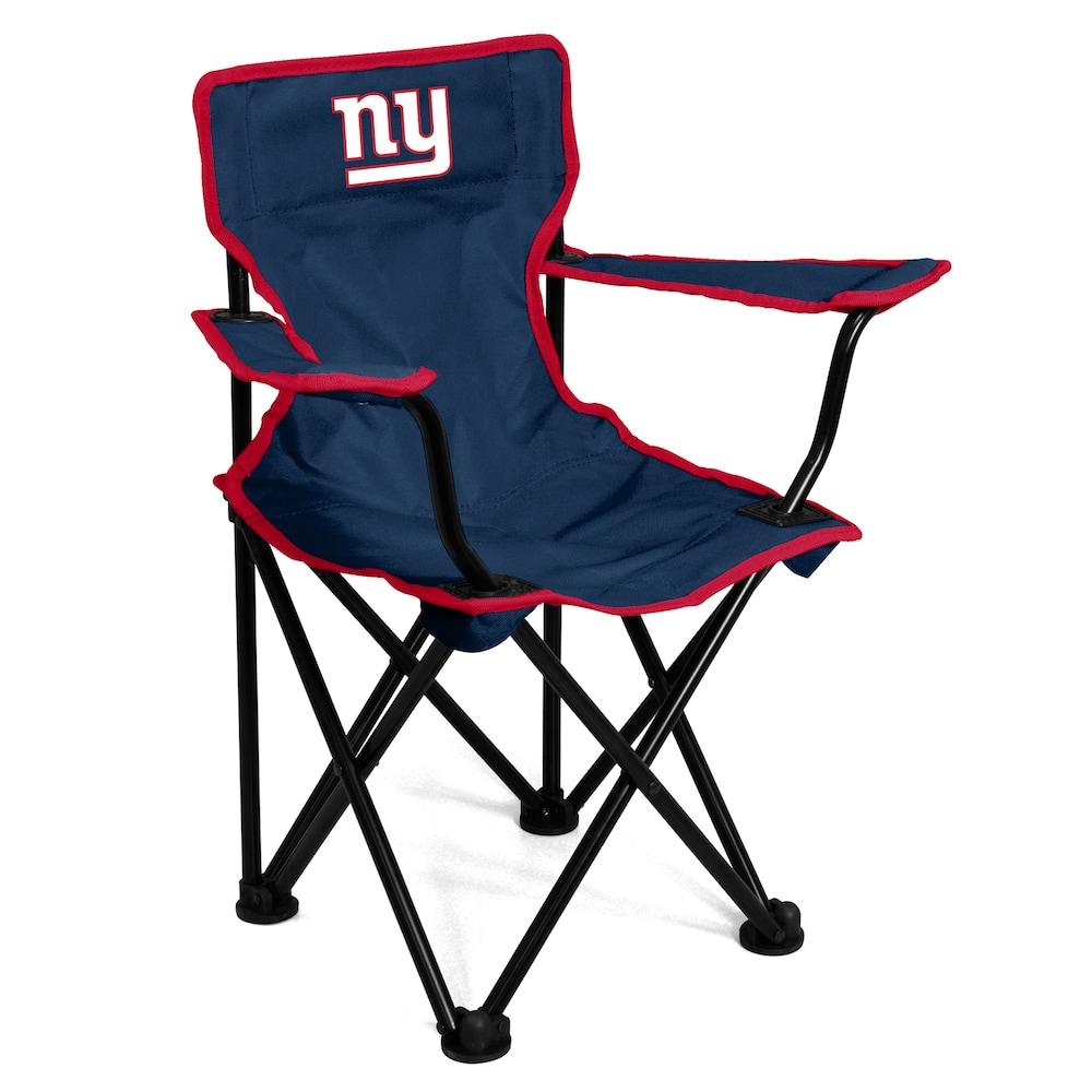 Logo Brands New York Giants Toddler Portable Folding Chair