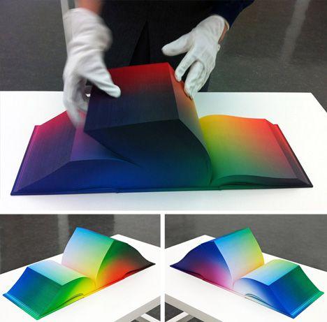 39 Colourspace Atlas Rainbow Book Features Full Rgb Range