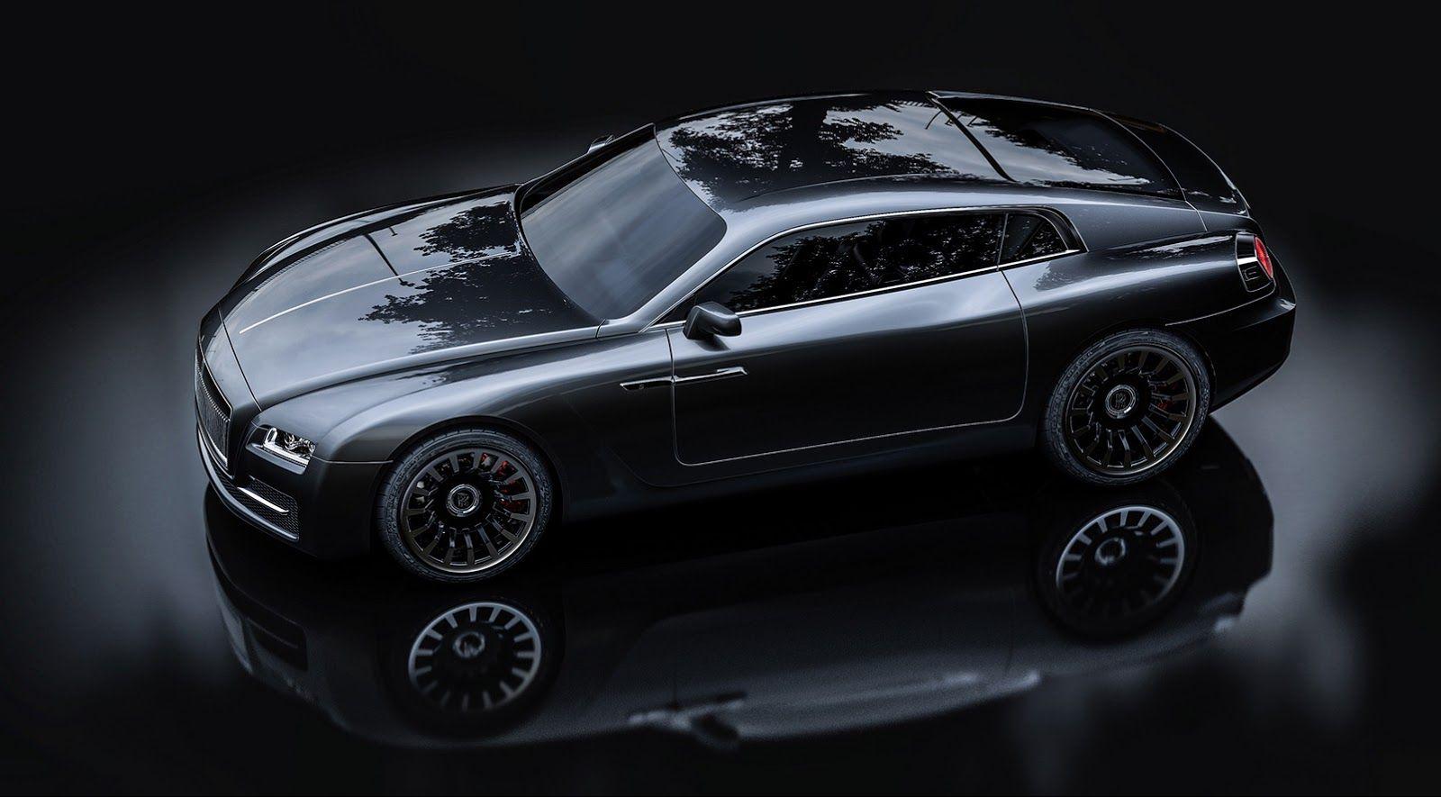 2020 rollsroyce wraith concept concepts pinterest