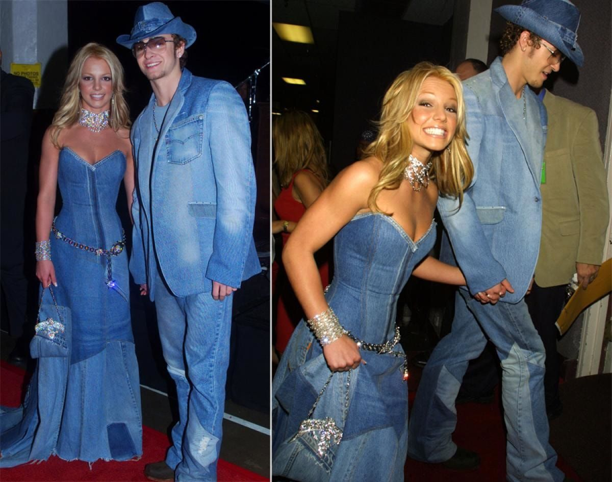 Iconic Jeans Moments In Pop Culture History | Fashion, 90s fashion ...