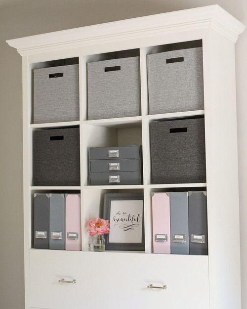 Diy Office Storage Cabinet Bookcase Pretty Office Decor Pretty