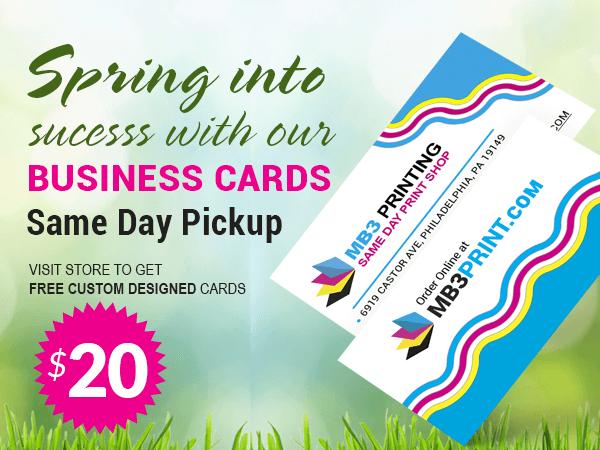 Business Card Printing Services Philadelphia Same Day Custom Print Shop Printing Business Cards Custom Business Cards Prints