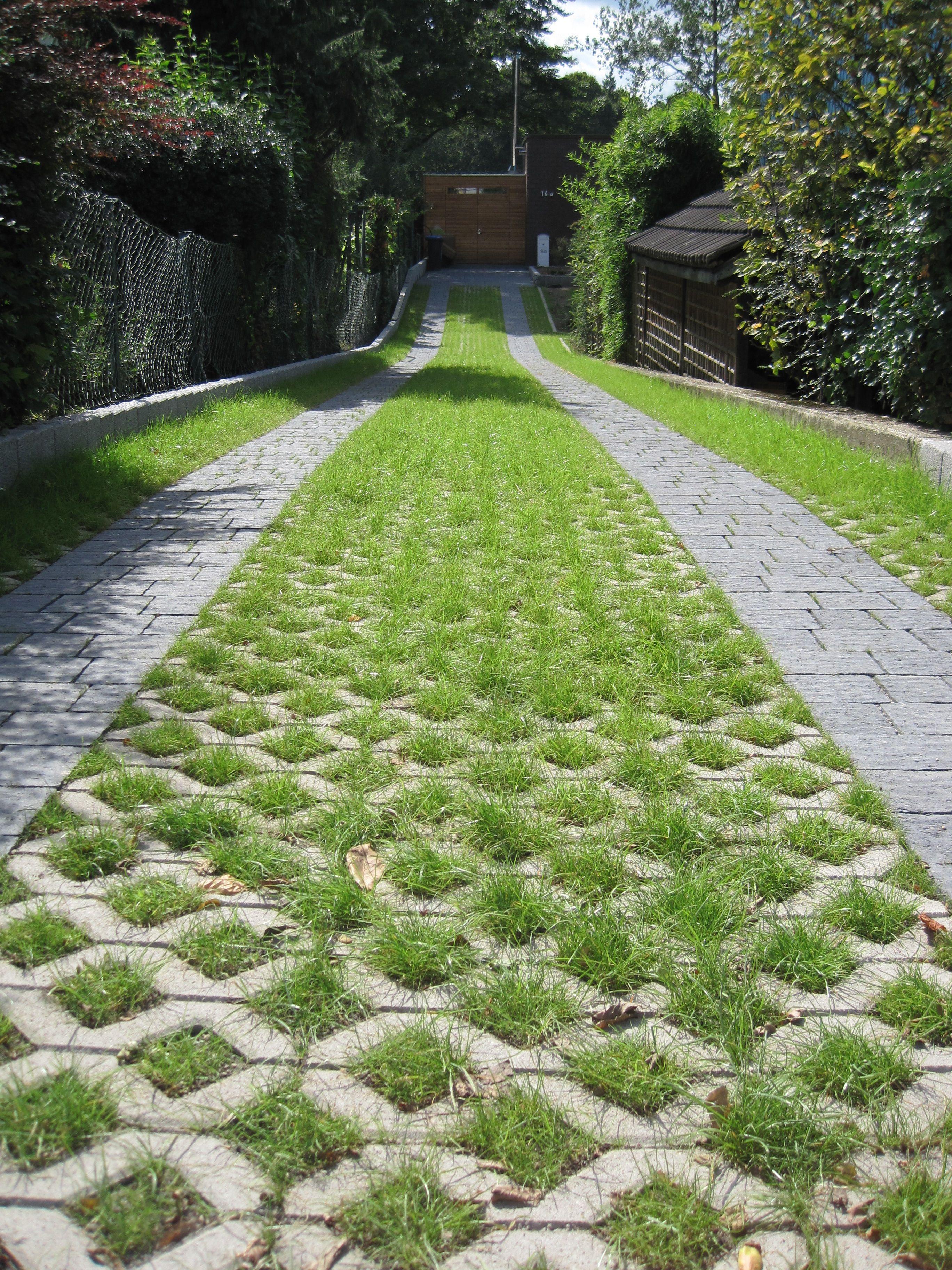 Pin Op Einfahrt Garten