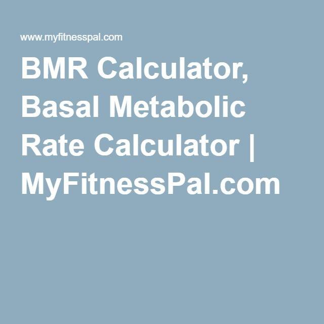 BMR Calculator, Basal Metabolic Rate Calculator