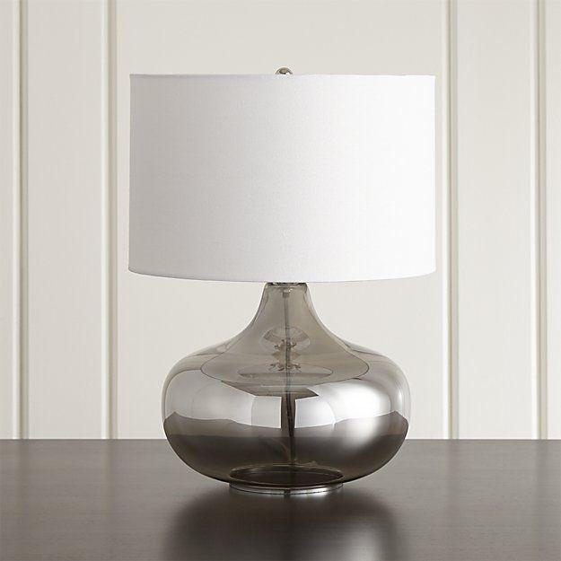 Liza Table Lamp | Crate and Barrel - Liza Table Lamp Crate And Barrel Ideas For The Remodel