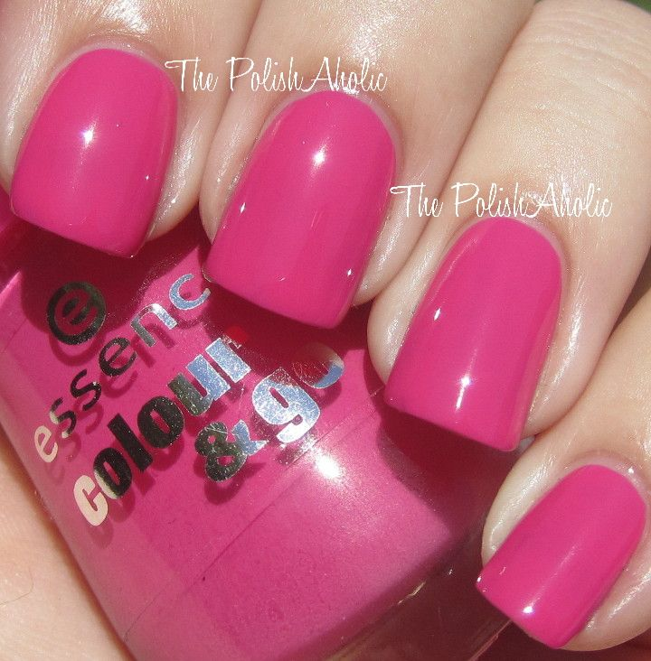Essence - Colour and go - Ultimate Pink
