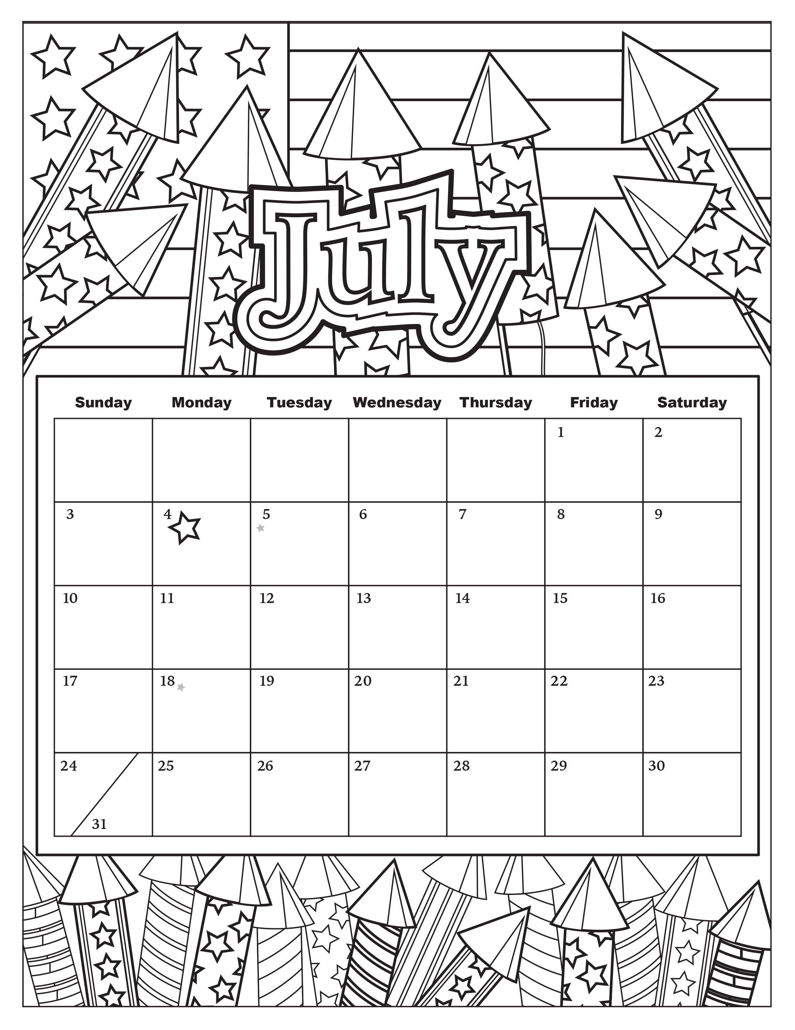 Free Download Coloring Pages from