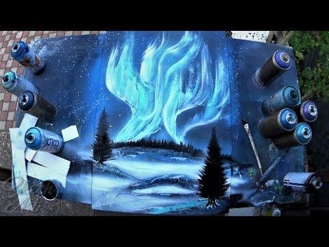 Sketch Art Youtube Spray Paint