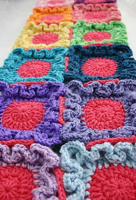 Felted Button Colorful Crochet Patterns Fast Little Projects