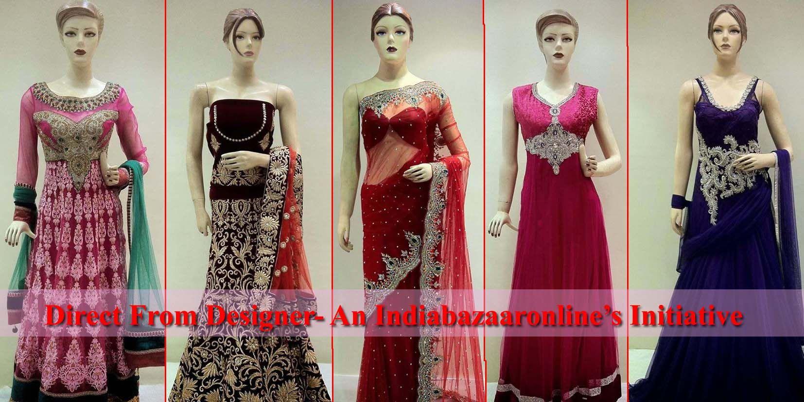 designer dresses | Indian Fashion Update | Pinterest | Designer ...