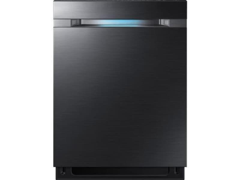 Best Buy Samsung Linear Wash 24 Tall Tub Built In Dishwasher Fingerprint Resistant Black Stainless Steel Dw80m9960ug Best Dishwasher Built In Dishwasher Cool Gadgets For Men