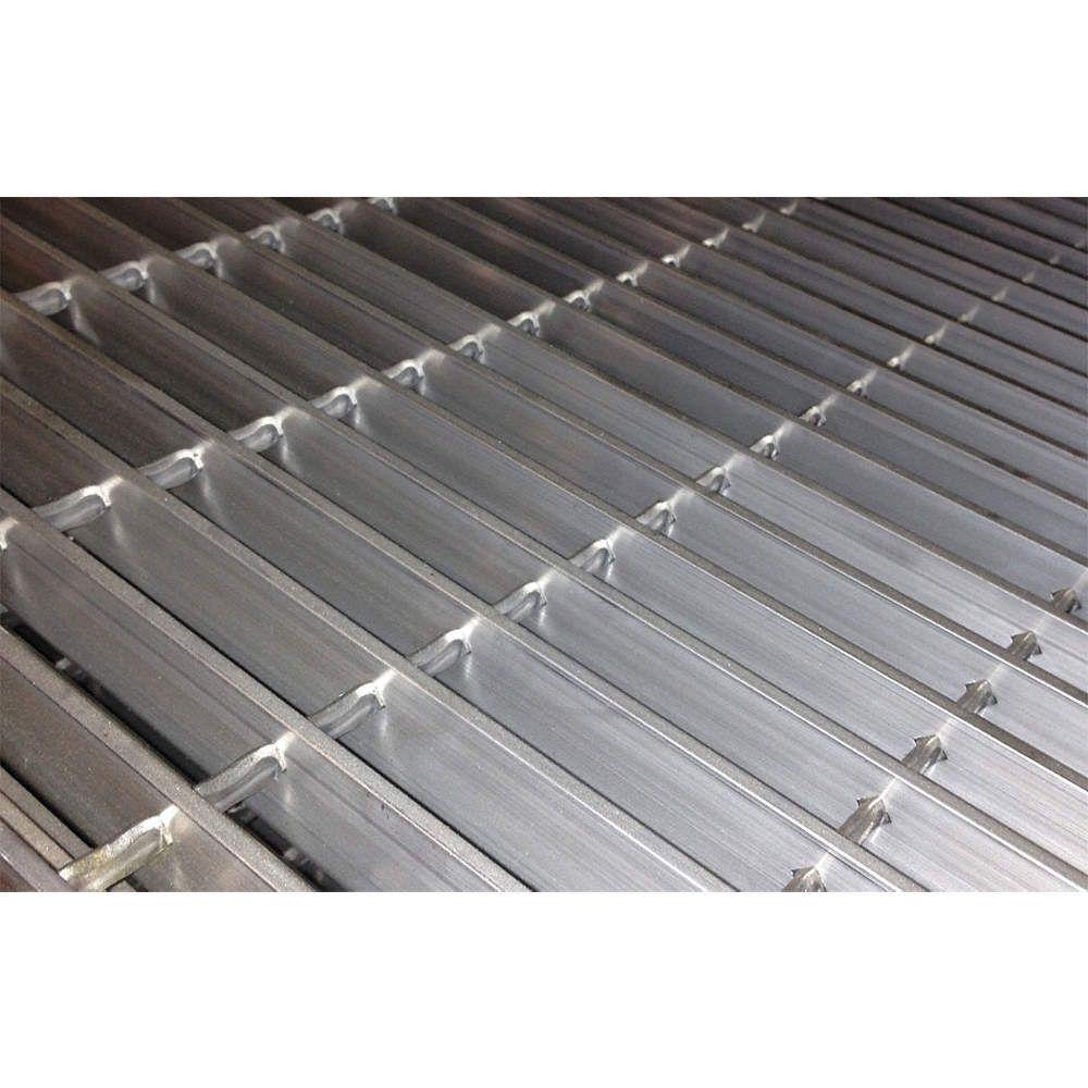 Smooth Bar Grating 48 Span 24 X 1 Aluminum Attic Room In 2019 Metal Raw Materials Bar