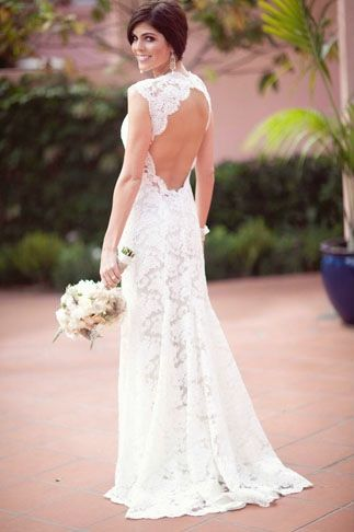 17 Best images about Wedding Dresses on Pinterest - Spanish style ...
