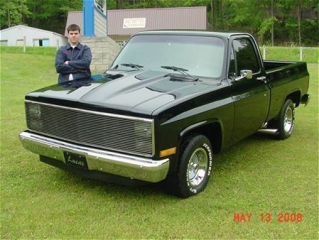 Images 86 Chevy Truck Powered By Google Chevy C10 Pinterest