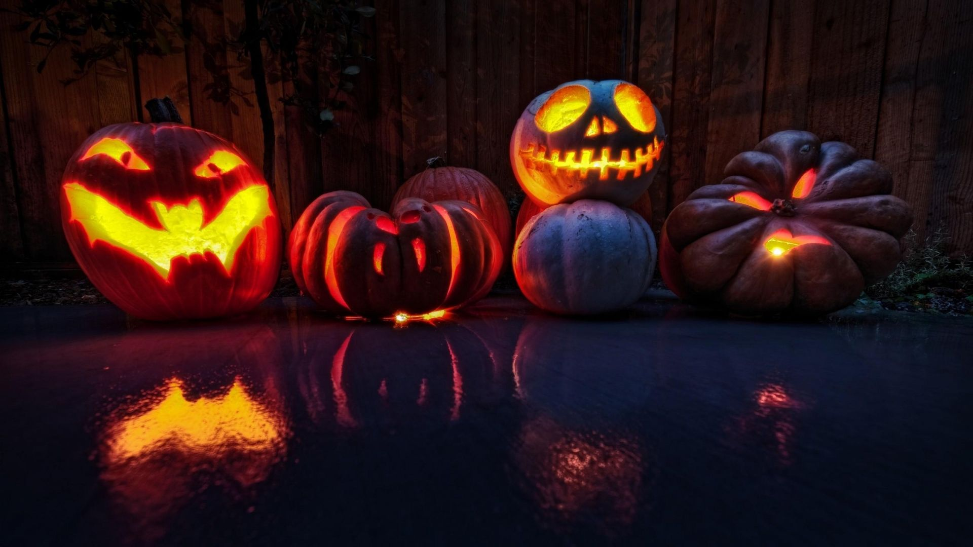 Halloween Wallpaper 1080p With Images Halloween Live Wallpaper