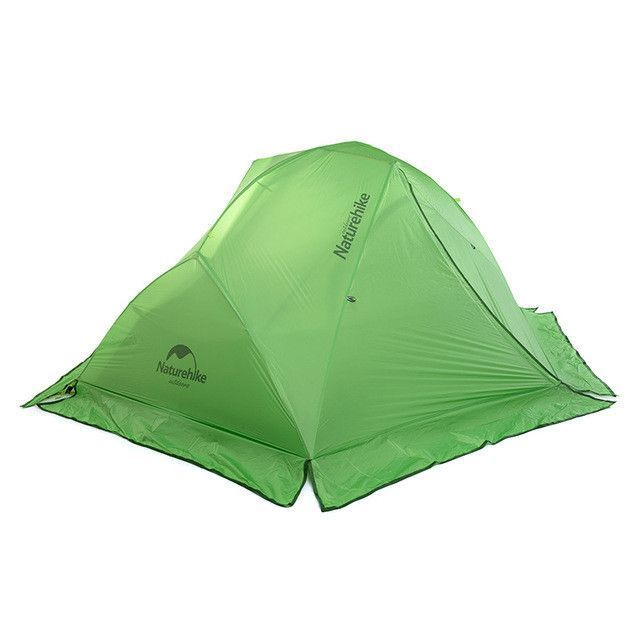 Nature hike 2 Person Double Layers Tent Ultralight Waterproof C&ing Tent 4 Season Tent  sc 1 st  Pinterest & Nature hike 2 Person Double Layers Tent Ultralight Waterproof ...