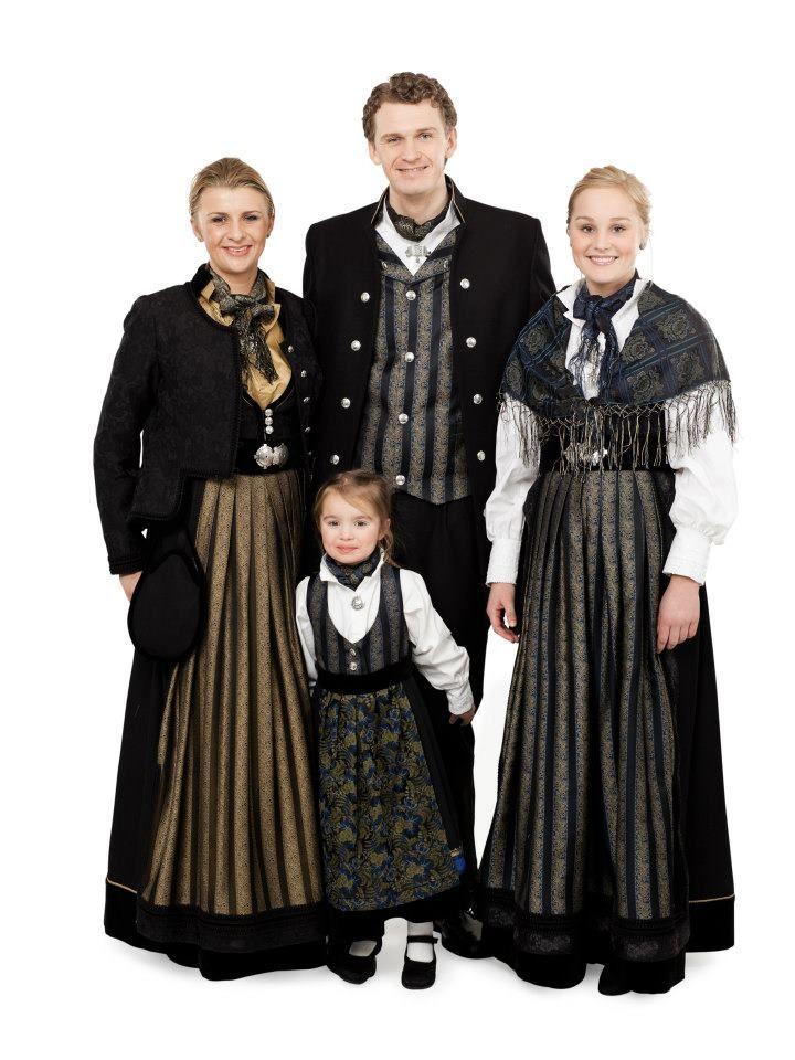 Oslo Jubileumsdrakt