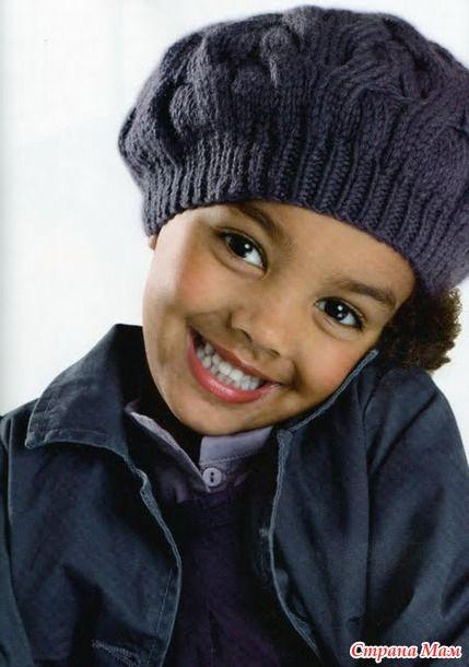 Детские панамки. Схемы вязания, увлечения и хобби 35