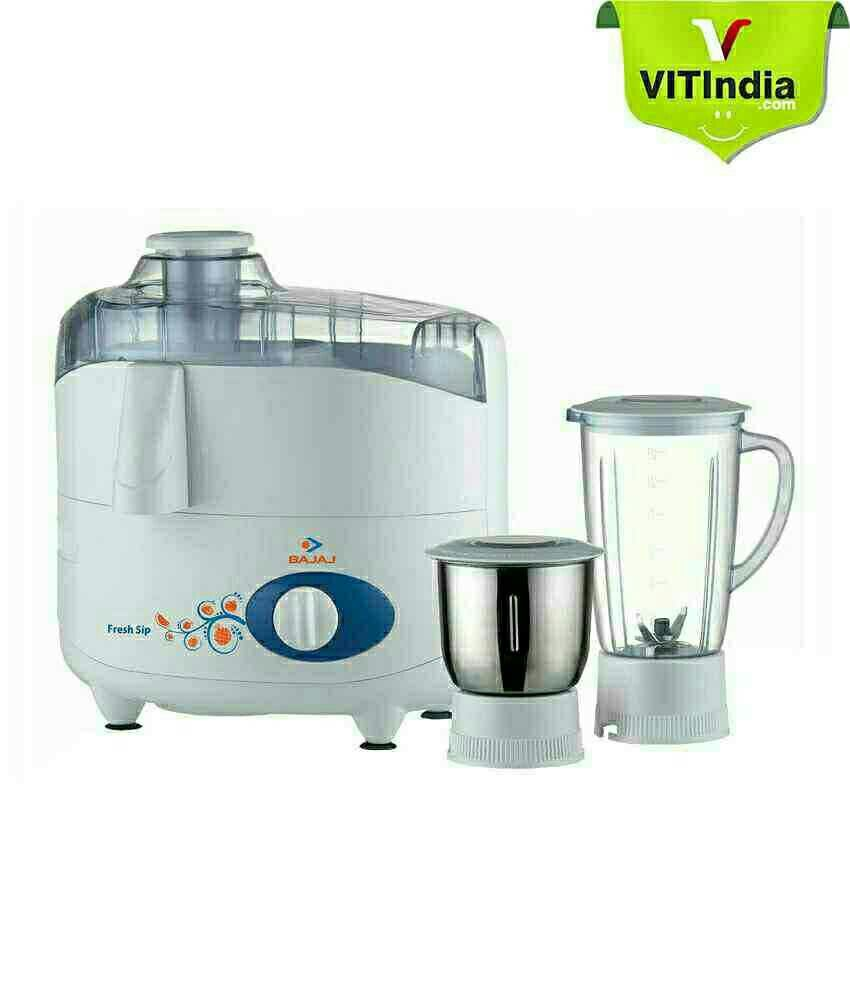 We are giving Bajaj mixer grinder with best features and much more ...
