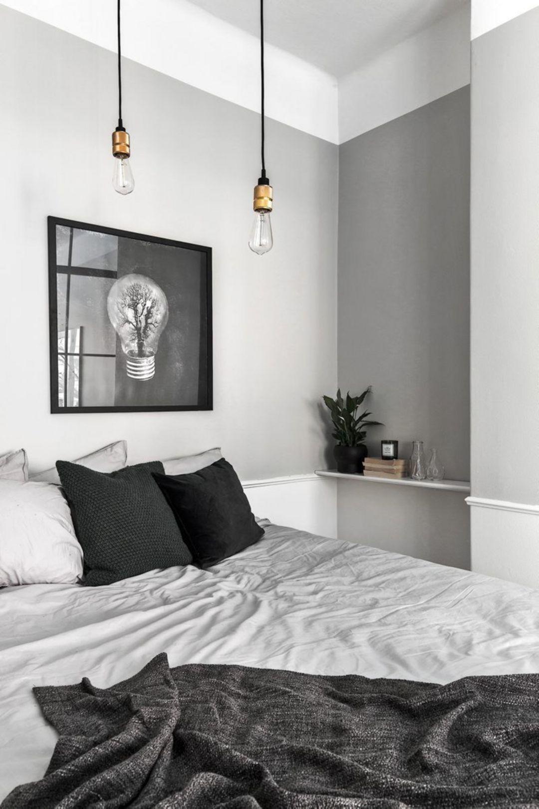 40 Best Minimalist Bedrooms Design Ideas To Try White Bedroom