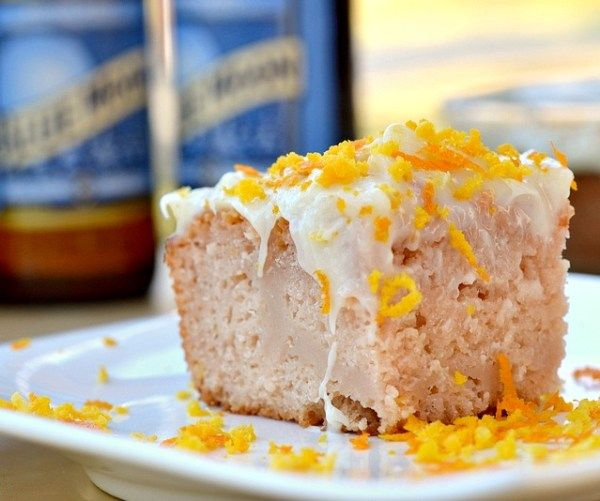 Blue Moon Applesauce Sponge Cake Recipe The Realistic