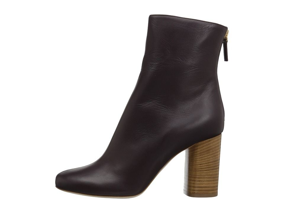 M Missoni Solid Leather Bootie zm0OGjC