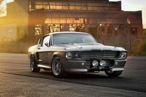 Ford Shelby Gt500 Eleanor Muscle Car Photo Hd Wallpaper Ford