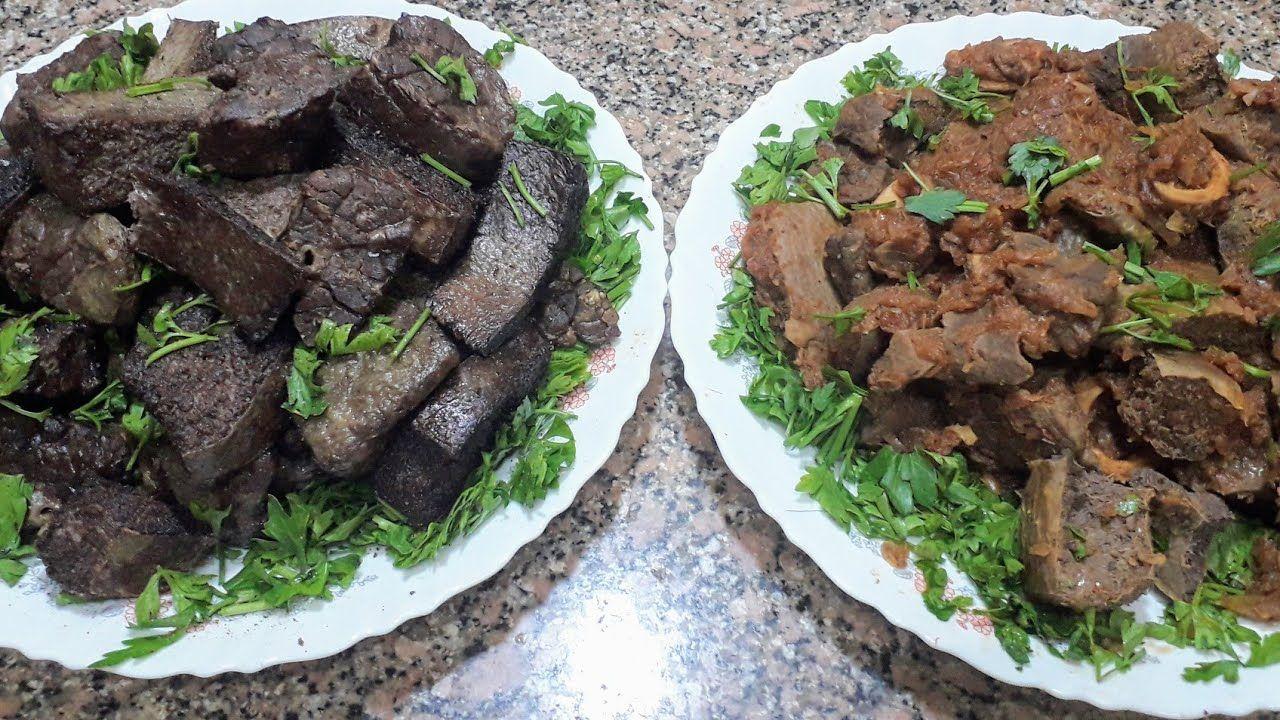 فشة وطحال بطريقتين محمرة وببصل بكل اسرار المطاعم مطبخ دعاء عامر Youtube Egyptian Food Recipes Food