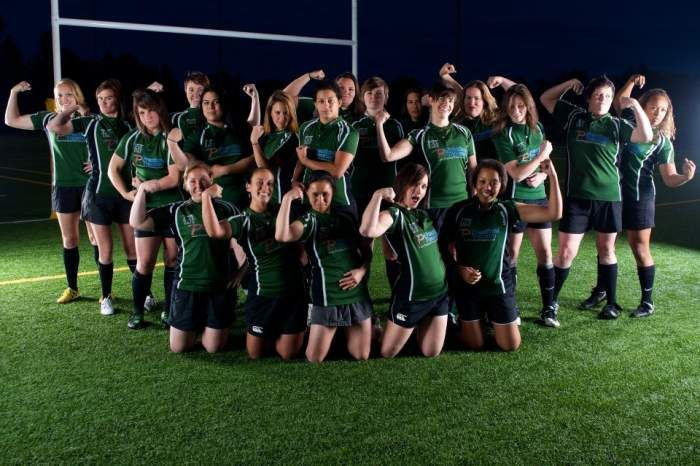 The Emerald City Mudhens Women S Rugby Football Club Bring It Always In Need Of Sporty Ladies If You Re Interested In Try Womens Rugby Football Club Rugby