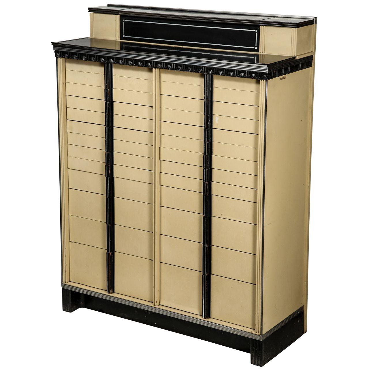 Original Art Deco Dental Cabinet   Dental, Modern cabinets and ...