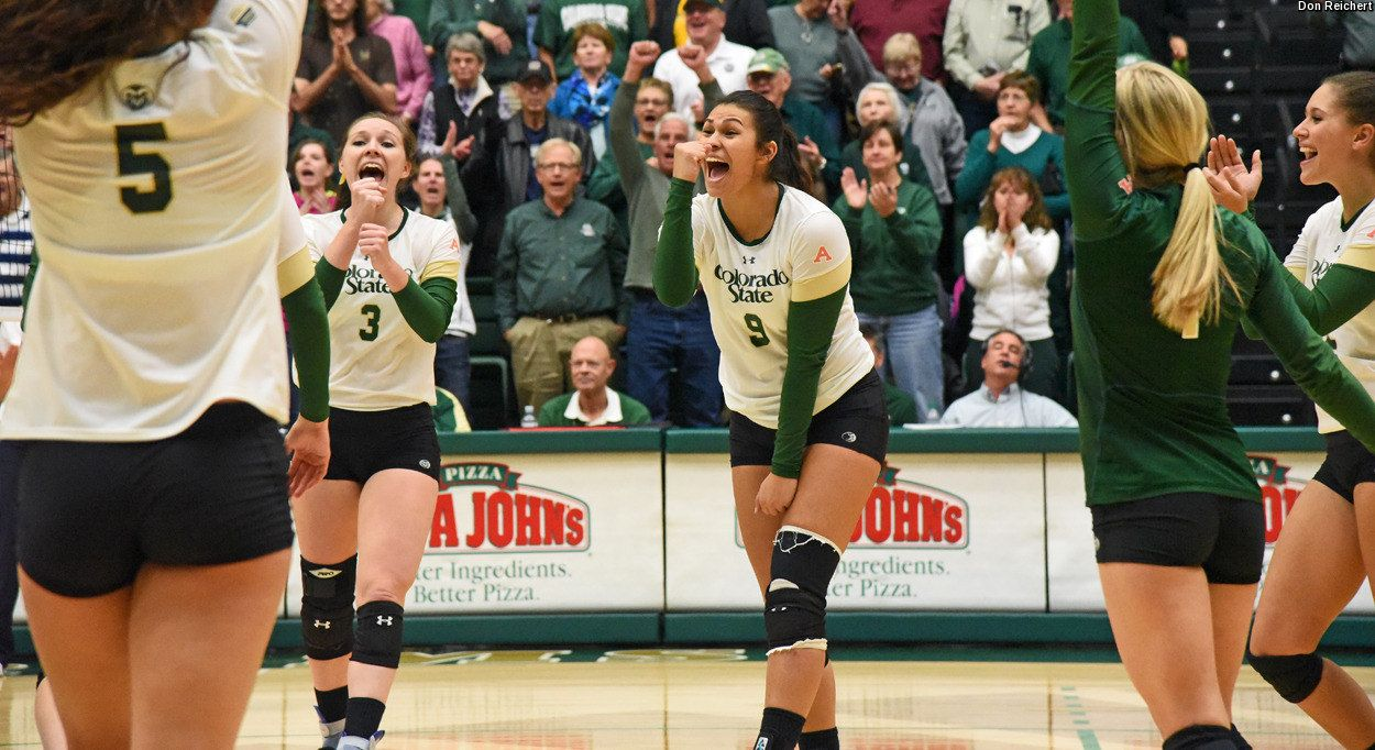 Colorado State University Official Athletic Site Colorado State University Official Athletic Site Women Women Volleyball Volleyball News The Miracle Season