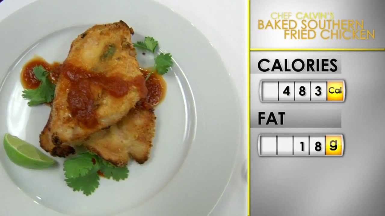 Chef Calvins Fried Chicken