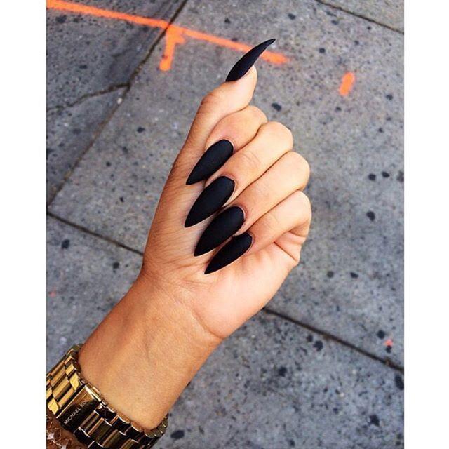 fierce nails u puntiagudas