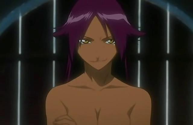 Bleach yoruichi sexy