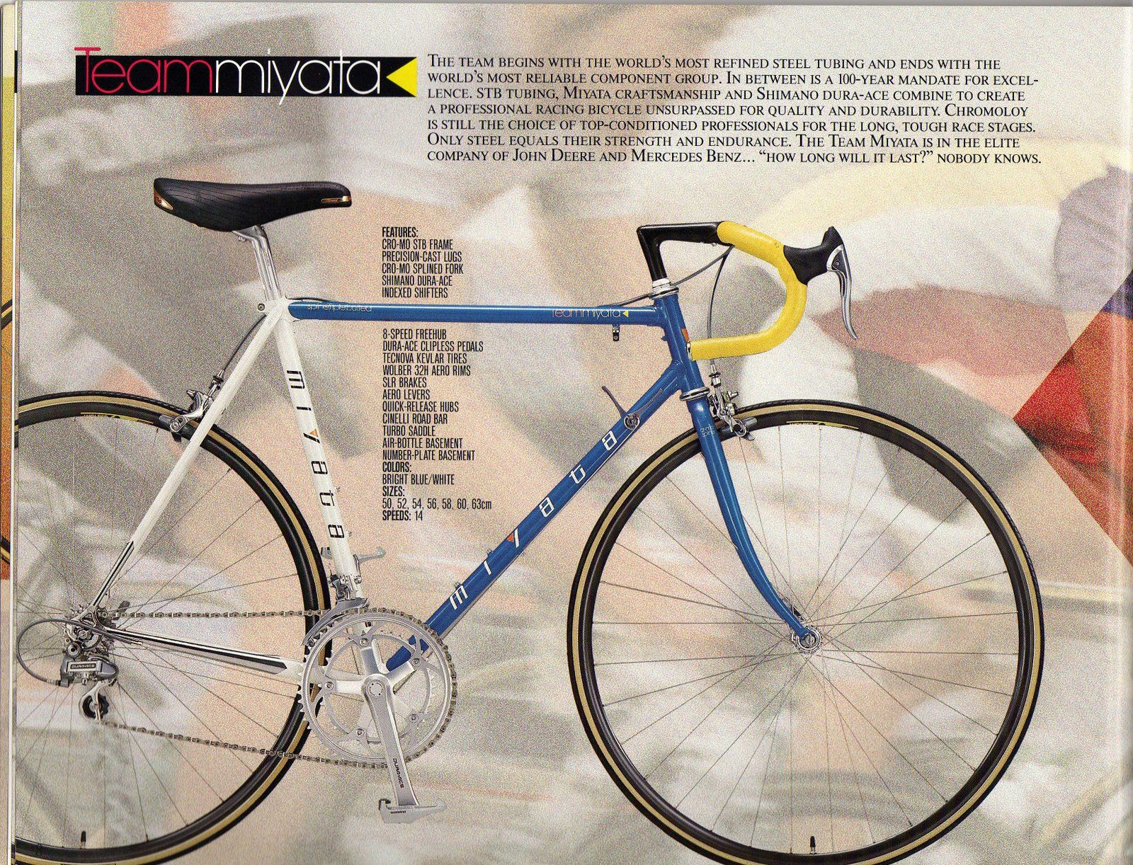 Miyata Catalog | Bike | Hot bikes, Bike, Bicycle