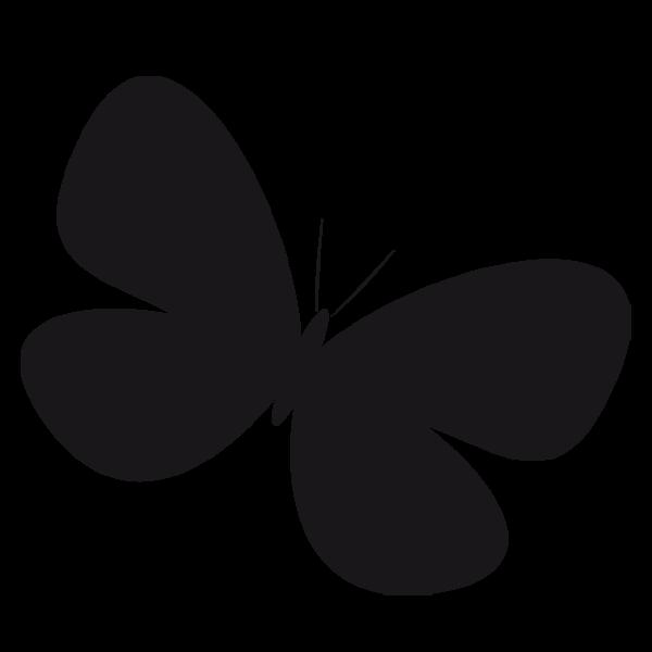 Vinilo infantil divertidas mariposas manualidades - Vinilos infantiles grandes ...