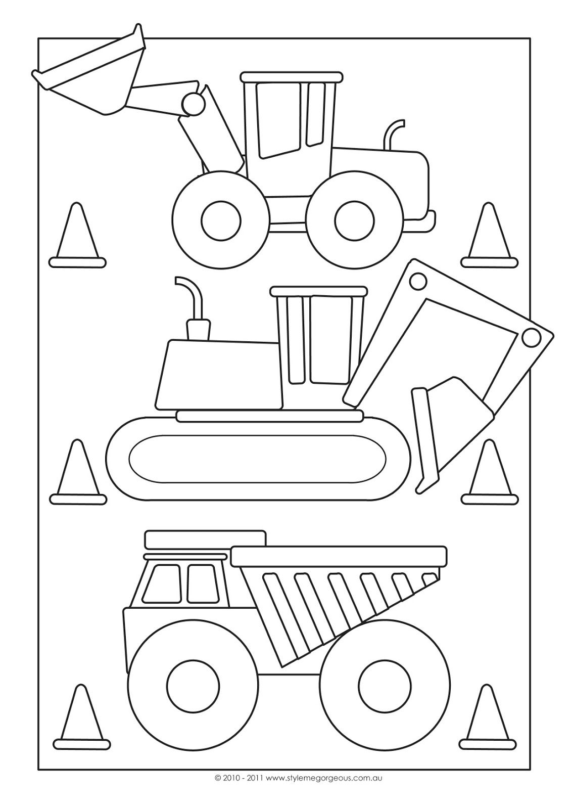 colourin_diggers.jpg 1,132×1,600 pixeles | Party themes ...