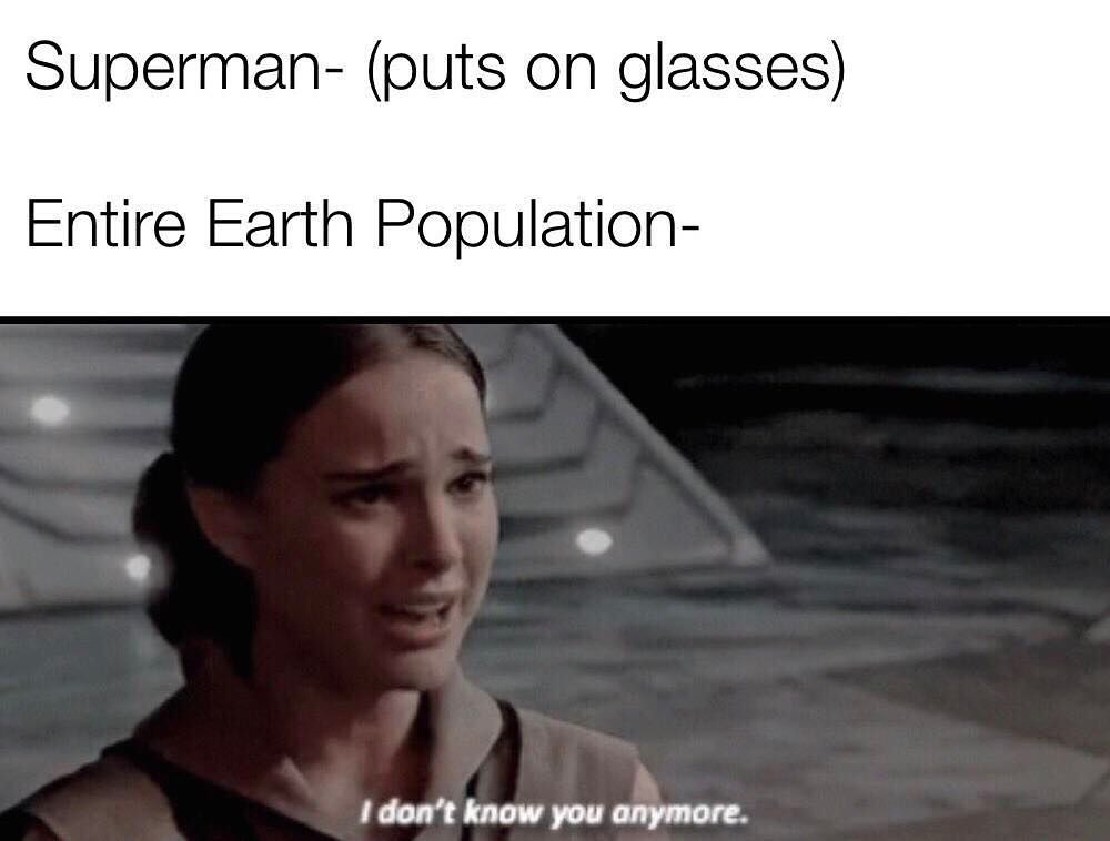 The Ultimate Disguise If You Enjoyed This Post Tag Another User Starwars Prequel Memes Dank Reddit Anaki Prequel Memes Memes Star Wars