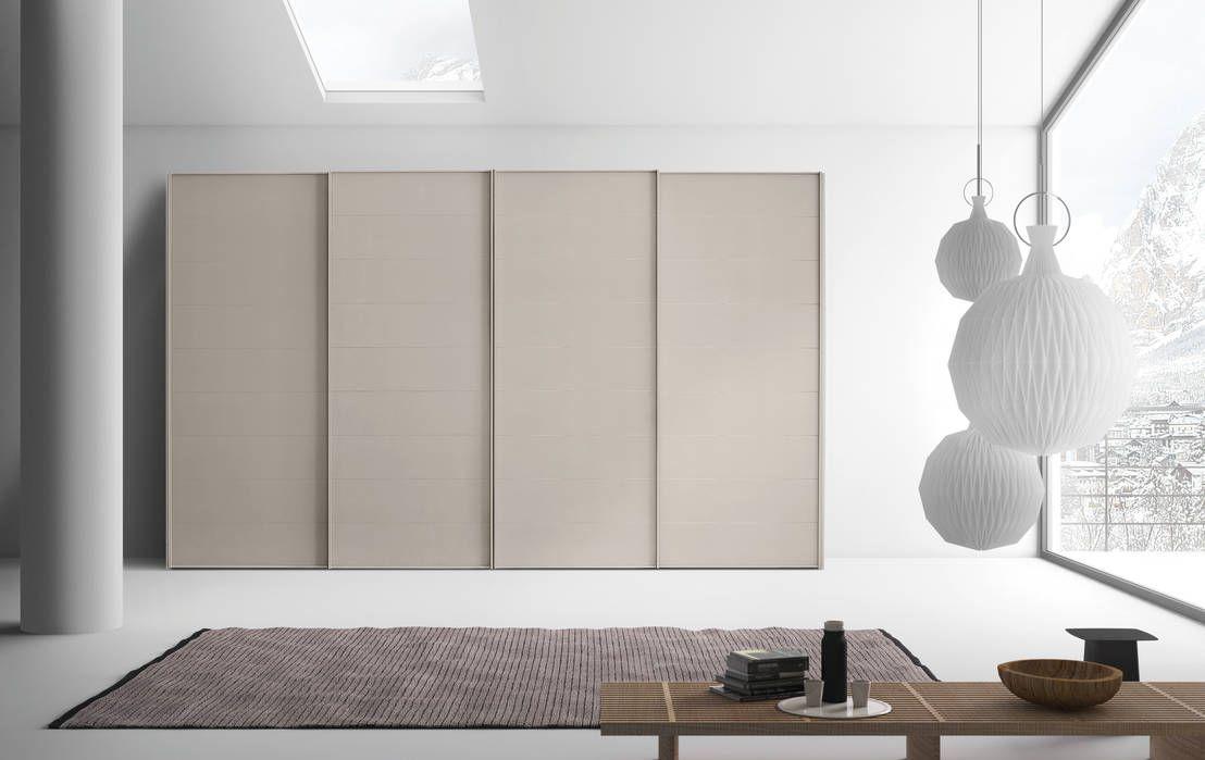 L'armadio a quattro ante per la casa contemporanea | Casa ...
