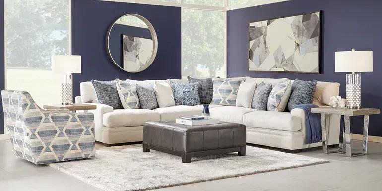 Sectional Living Room Furniture Sets for Sale