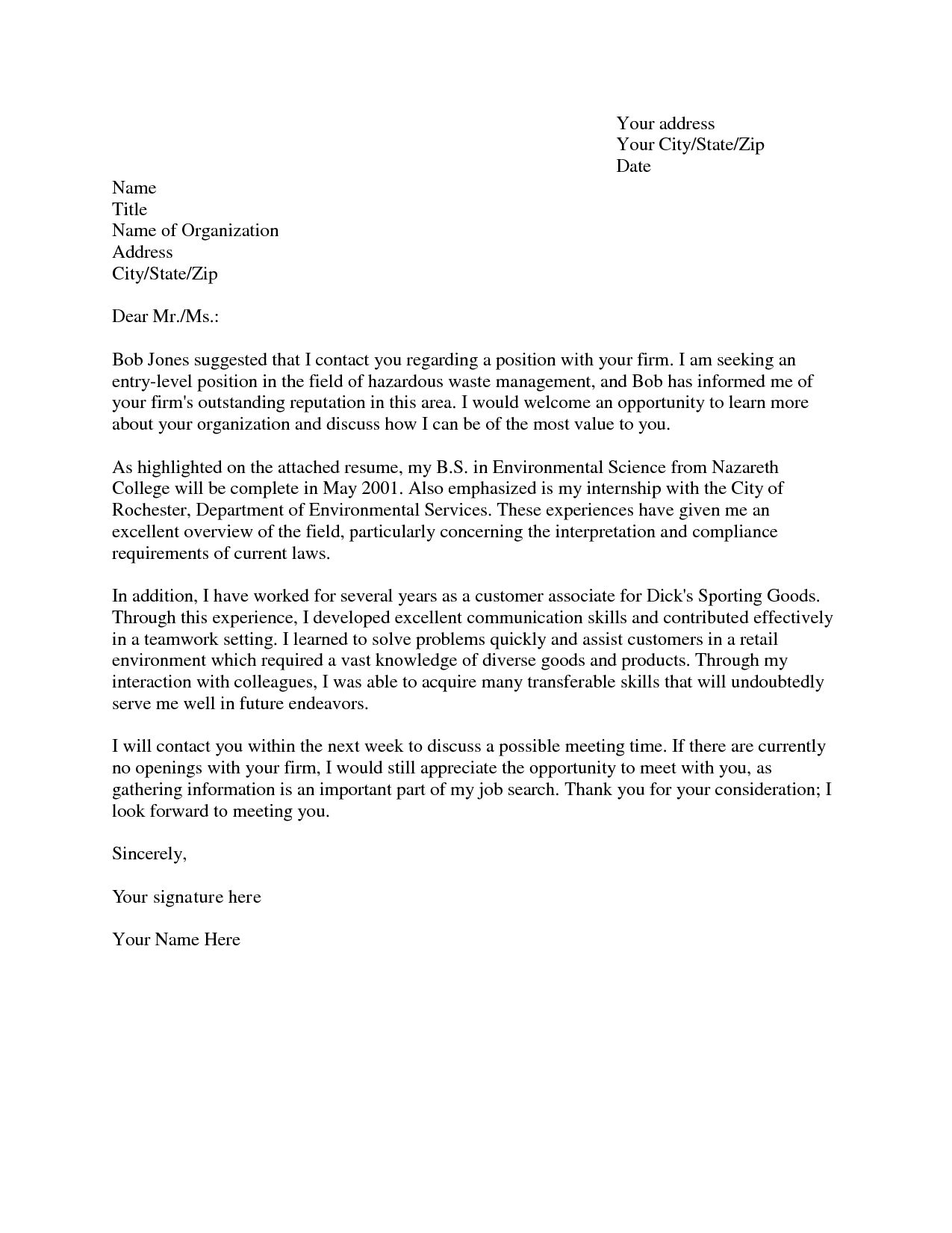Cover letter for computer science jobs essay on film industry