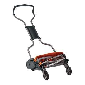 Fiskars 17 In Reel Lawn Mower At Lowes Com Reel Mower Reel Lawn Mower Best Lawn Mower